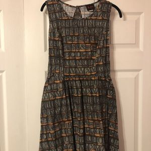 Large Folter Brand Dress from ModCloth